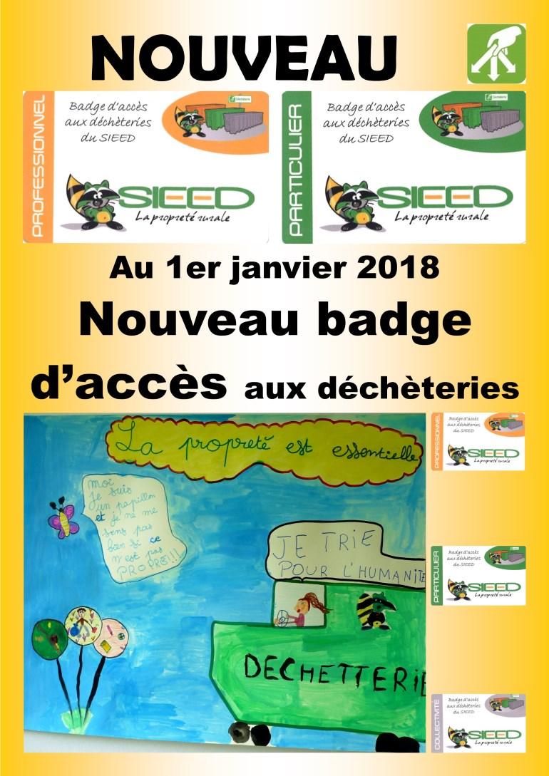 panneaux badges ecole houdan